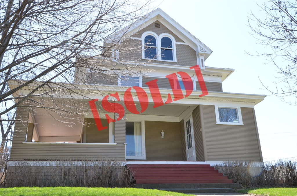 515 W. Main St. Anamosa, IA (Sold)
